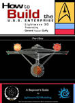 001How to Build the U.S.S. ENTERPRISE in Lightwave by gmd3d