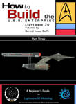 003How to Build the U.S.S. ENTERPRISE in Lightwave by gmd3d
