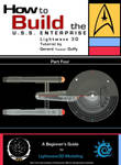 004How to Build the U.S.S. ENTERPRISE in Lightwave by gmd3d