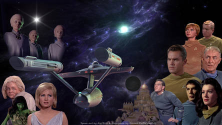 Star Trek The Cage by gmd3d