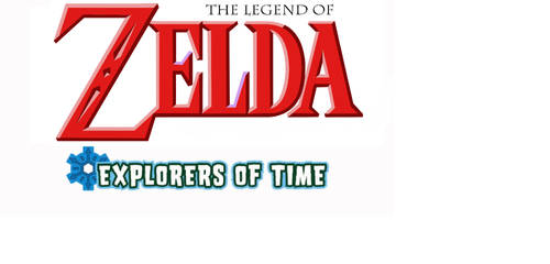 the legend of zelda Expoorers Of Time by pokefan6498