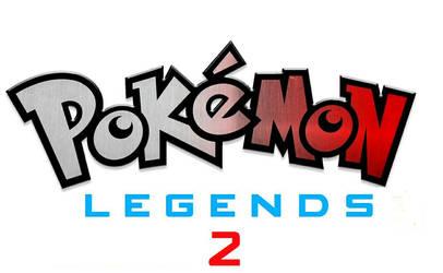 Pokemon Legends 2 title screen by pokefan6498