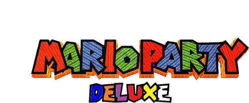 Mp Deluxe logo by pokefan6498