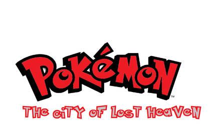 Pkmn the city of lost heaven logo by pokefan6498
