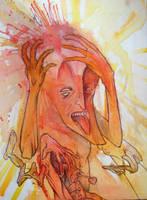 headache by GLoeNn