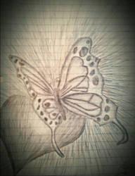 butterfly  by wildflower18