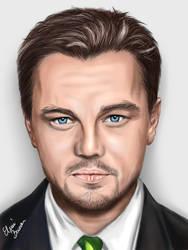 Leonardo DiCaprio by Sondim