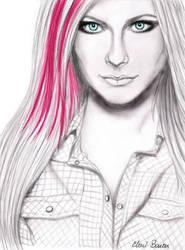Avril Lavigne by Sondim