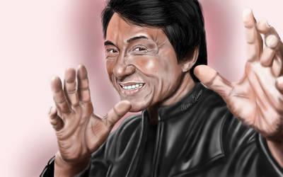 Jackie Chan - The stuntmaster by Sondim