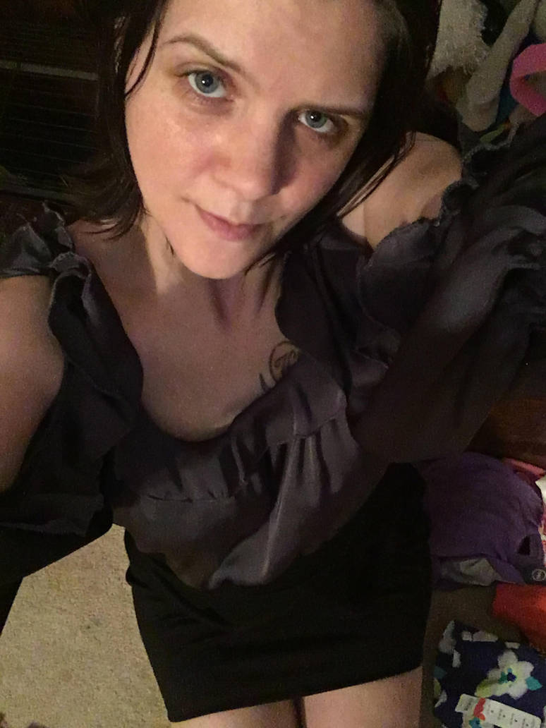 Work mini dress  by pornfairy