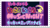 Kira Kira Music Night stamp by pastellene