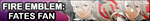 Fire Emblem Fates Fan Button by pastellene