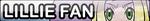 Lillie Fan Button [Pokemon] by pastellene