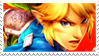HW Link stamp 1 [Hyrule Warriors Legends] by pastellene
