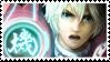 Shulk Stamp 1 [Xenoblade Chronicles] by pastellene