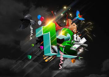 12th Deviousness Anniversary by kwei-kofi