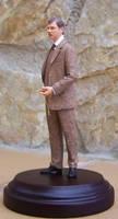 Doctor John Watson Figurine by Rem-Gottingen