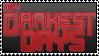 Stamp: My Darkest Days by DontTripp