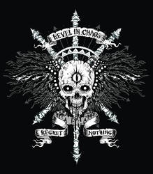 Harbingers of Chaos logo by PrettyGore