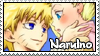 Stamp: Naruto x Ino by Luffy-Kun