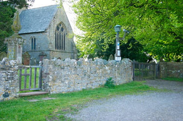 St Cuthberts Church, Plumbland by louwilson