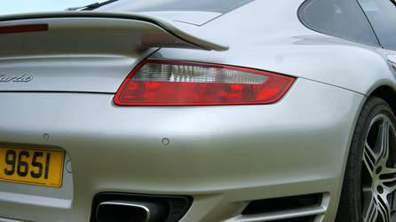 The Porsche by louwilson