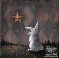Golden Star by TransientArt