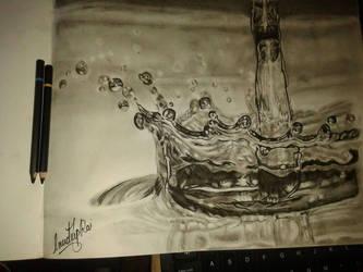 watersplash by anudeep41