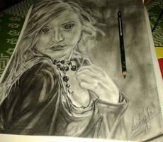 lady  by anudeep41