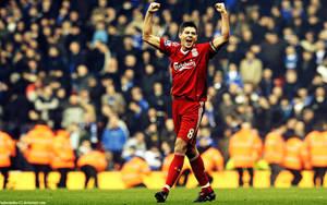 Steven Gerrard 2 by HelterSkelter33