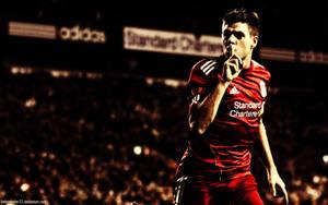 Steven Gerrard 3 by HelterSkelter33