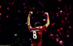 Steven Gerrard 4 by HelterSkelter33