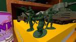 Toy soldiers by Teammate92