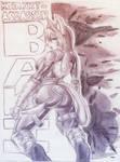 Khajiit assassin Baki by DCLzexon