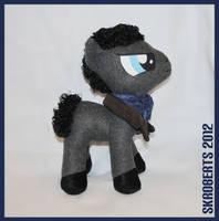 Sherlock Pony Plush - 1 of 6 by s-k-roberts