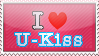 I Love U-Kiss by NileyJoyrus14