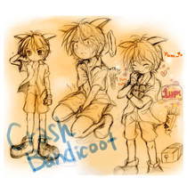 CRB: Crash  Human Style by sanada-number09