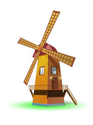 WindMill by AndrewDyakoff