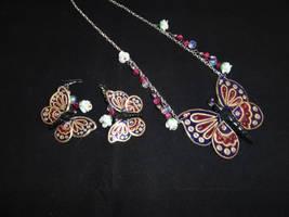 Butterfly Set by Devaly