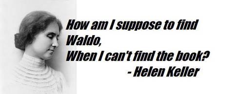 Helen Keller Waldo by Portal2Nowhere