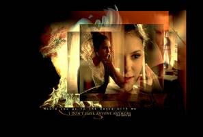 Elena Gilbert The Vampire Diaries by Miss-deviantE