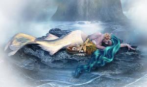 Mermaid  UPDATED by Miss-deviantE