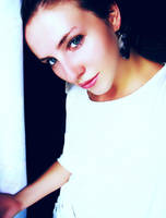 Soft white by Meljona
