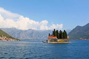 Bay of Kotor by Meljona