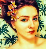 Paradise Dream by Meljona