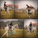 Jumping with Raszdi by Aladia