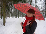 Me in winter! by Aladia
