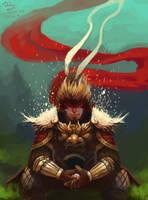 Monkey King by nightwalker0510