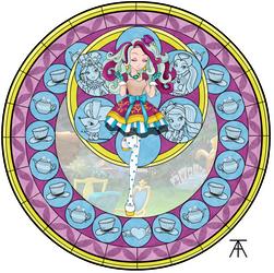 Mischief and Madness: Madeline Hatter(version 1.0) by Kyuuketsuhime-Miyu