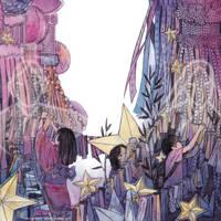 July - Tanabata by Ink-Yami